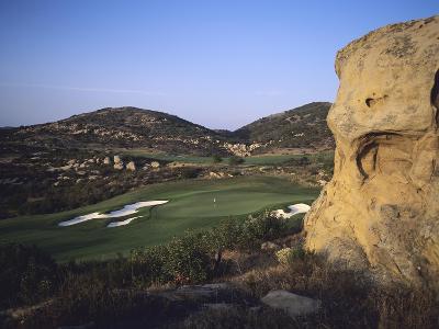 Shady Canyon Golf Course, Hole 11-Stephen Szurlej-Premium Photographic Print