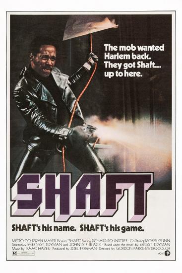 Shaft--Art Print