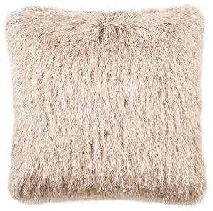 Shag Modish Metallic Pillow