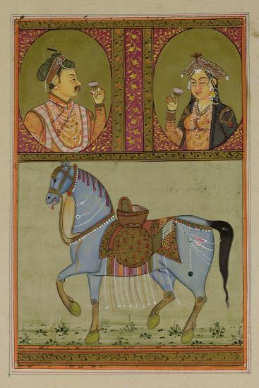 Shah Jahan--Giclee Print