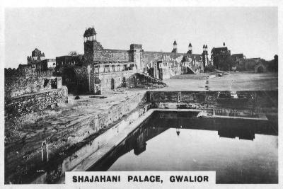 Shajahani Palace, Gwalior, India, C1925--Giclee Print