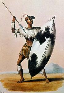 Shaka Zulu (c1787-1828)