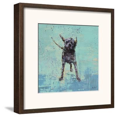 Shake No. 3-Rebecca Kinkead-Framed Art Print