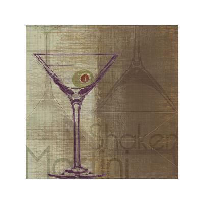 Shaken-Tandi Venter-Giclee Print