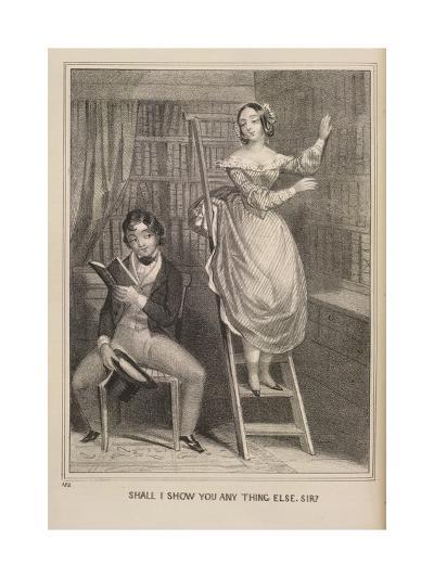 Shall I Show You ..--Giclee Print
