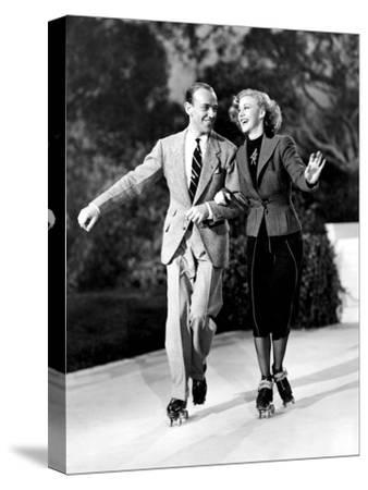 Shall We Dance, Fred Astaire, Ginger Rogers, 1937