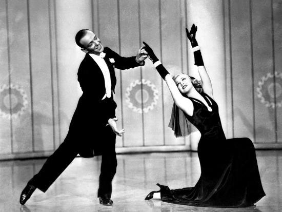 Shall We Dance Fred Astaire Ginger Rogers 1937 Photo Art Com