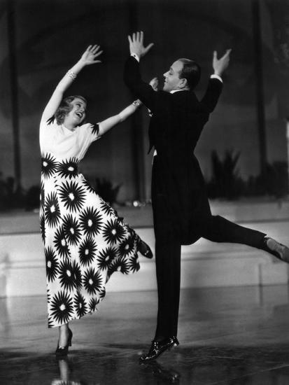 Shall We Dance Ginger Rogers Fred Astaire 1937 Photo Art Com