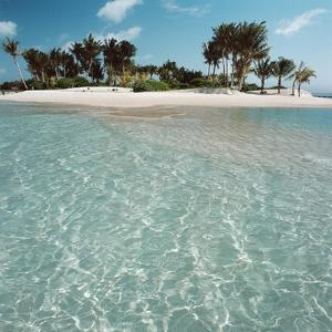 Shallow Water Near Beach