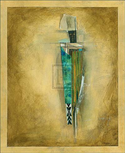 Shamon of the Rain-John Douglas-Art Print