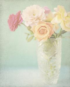Pastel Roses by Shana Rae