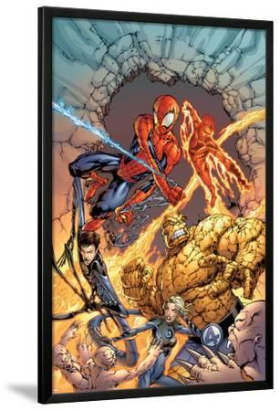 Spider-Man Team-Up Special No.1 Group: Spider-Man