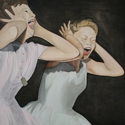Shang-A-Lang, 2003-Cathy Lomax-Giclee Print