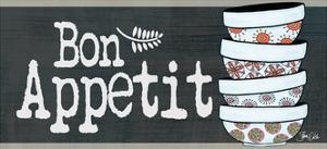 Bon Apetit by Shanni Welch