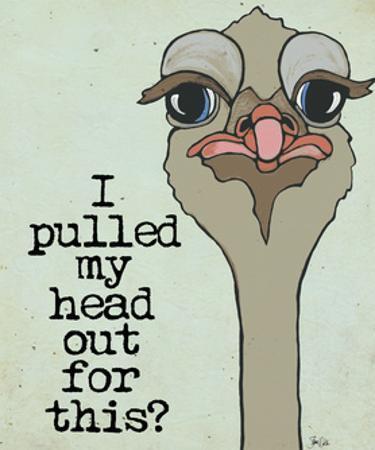 Cranky Ostrich