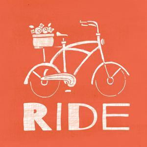Ride - Silouhette by Shanni Welch
