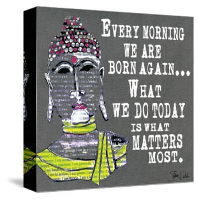 Buddha Typograhy