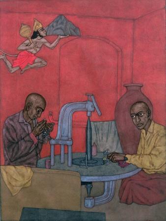 Hanuman - Diamond Polishers, 1996