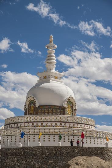 Shanti Stupa-Guido Cozzi-Photographic Print