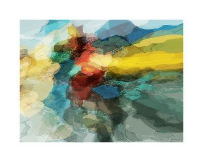 Shapes I-Michael Tienhaara-Giclee Print