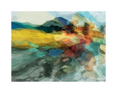 Shapes II-Michael Tienhaara-Giclee Print