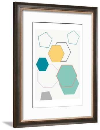Shapping Up 2-Sheldon Lewis-Framed Art Print