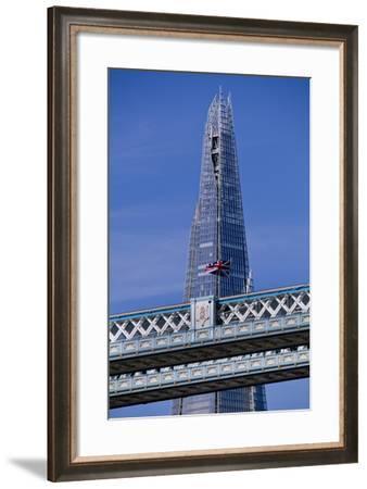 Shard-Charles Bowman-Framed Photographic Print