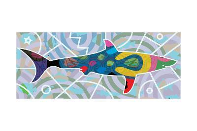 Shark-Teofilo Olivieri-Giclee Print