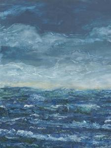 Dark Seas I by Sharon Chandler
