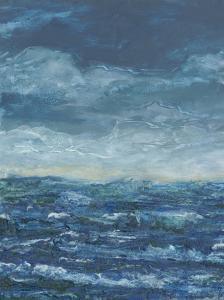 Dark Seas I by Sharon Chandler