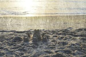 Sand Castle III by Sharon Chandler