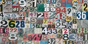 Numero by Sharon Elphick