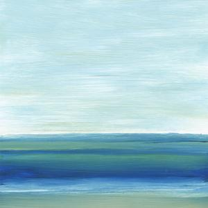 At the Beach III by Sharon Gordon