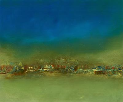 City Afar II by Sharon Gordon