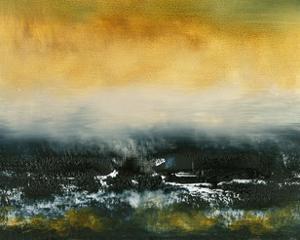 Falls I by Sharon Gordon
