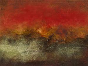 Meadow I by Sharon Gordon