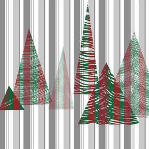 Oh Christmas Tree I by Sharon Gordon