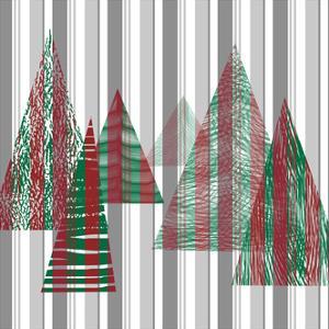 Oh Christmas Tree II by Sharon Gordon