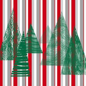 Oh Christmas Tree IV by Sharon Gordon