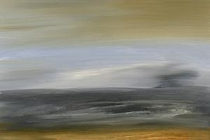 Solitude Sea I by Sharon Gordon