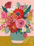 Mykonos Bust I-Sharon Montgomery-Framed Art Print