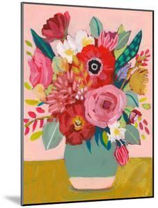 For My Mom Floral by Sharon Montgomery
