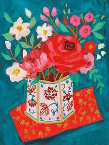 Hong Kong Garden Chinoiserie Tin by Sharon Montgomery