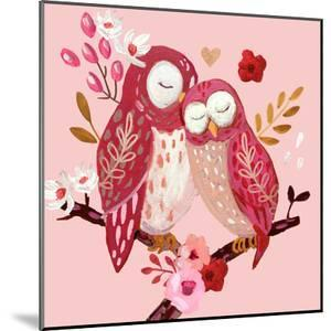 Love Owls by Sharon Montgomery