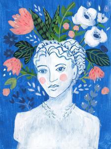 Mykonos Bust Ii by Sharon Montgomery
