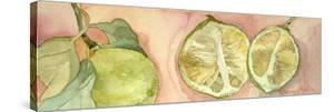 Limes in Sicily by Sharon Pitts