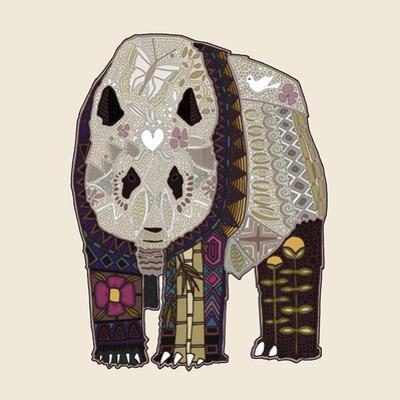 Chocolate Panda by Sharon Turner