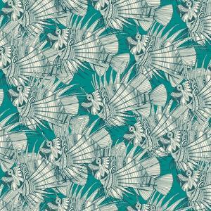 Fish Mirage (Variant 2) by Sharon Turner