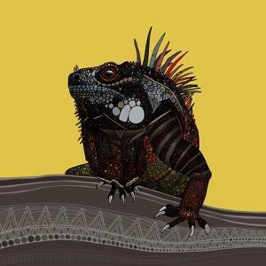 Iguana Gold by Sharon Turner