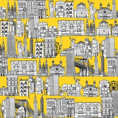 New York Yellow by Sharon Turner